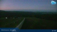 Archived image Webcam Top station Almberglift 00:00