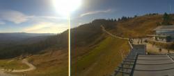 Archived image Webcam Top Station Arber Gondola 06:00