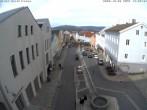 Archiv Foto Webcam Marktplatz Waldkirchen 08:00