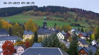 Archiv Foto Webcam Sehmatal-Neudorf: Ortskern 04:00