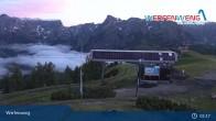Archived image Webcam Bischling - Werfenweng Ski Resort 23:00