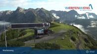 Archived image Webcam Bischling - Werfenweng Ski Resort 01:00