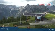 Archived image Webcam Bischling - Werfenweng Ski Resort 09:00