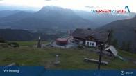 Archived image Webcam Bischling - Werfenweng Ski Resort 15:00