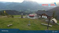 Archived image Webcam Bischling - Werfenweng Ski Resort 19:00