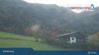 Archived image Webcam Werfenweng Base Station 8 EUB  03:00