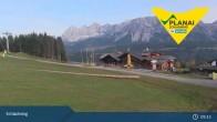 Archiv Foto Webcam Hochwurzen Talstation - 1143m 03:00
