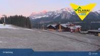 Archiv Foto Webcam Hochwurzen Talstation - 1143m 01:00