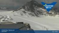 Archiv Foto Webcam Bergstation Dachstein 11:00