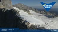 Archiv Foto Webcam Bergstation Dachstein 01:00
