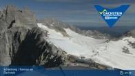 Archiv Foto Webcam Bergstation Dachstein 03:00
