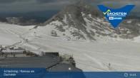 Archiv Foto Webcam Bergstation Dachstein 09:00
