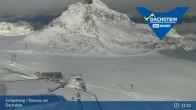 Archiv Foto Webcam Bergstation Dachstein 10:00
