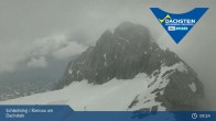 Archived image Webcam Dachstein Top Station 08:00