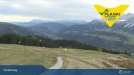 Archiv Foto Webcam Planai Bergstation 09:00