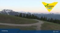 Archiv Foto Webcam Planai Bergstation 23:00