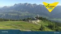 Archiv Foto Webcam Planai Bergstation 01:00