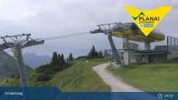 Archiv Foto Webcam Planai Bergstation 03:00