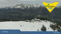 Archiv Foto Webcam Planai Bergstation 12:00