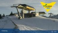 Archiv Foto Webcam Planai Bergstation 16:00