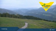 Archiv Foto Webcam Schladming: Planai Bergstation 23:00