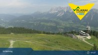 Archiv Foto Webcam Schladming: Planai Bergstation 03:00