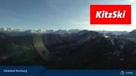 Archiv Foto Webcam Pengelstein, Skigebiet Kitzbühel 10:00