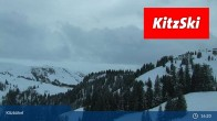 Archived image Webcam Hahnenkamm Mountain 21:00