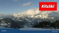 Archived image Webcam Hahnenkamm Mountain 09:00
