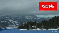 Archived image Webcam Hahnenkamm Mountain 11:00