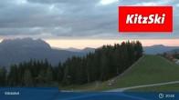 Archived image Webcam Hahnenkamm Mountain 23:00