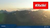 Archiv Foto Webcam Kitzbühel: Hahnenkamm Berg 01:00