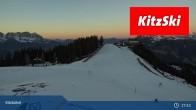 Archiv Foto Webcam Kitzbühel: Hahnenkamm Berg 19:00