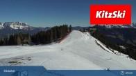 Archiv Foto Webcam Kitzbühel: Hahnenkamm Berg 03:00