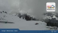Archiv Foto Webcam Isskogel in der Zillertal Arena 07:00