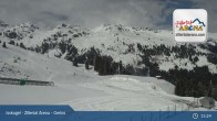 Archiv Foto Webcam Isskogel in der Zillertal Arena 09:00