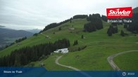 Archiv Foto Webcam Brixen im Thale - Gondel Bergstation 19:00