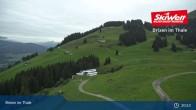 Archiv Foto Webcam Brixen im Thale - Gondel Bergstation 23:00
