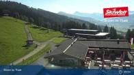 Archiv Foto Webcam Brixen im Thale - Gondel Bergstation 03:00
