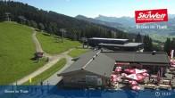 Archiv Foto Webcam Brixen im Thale - Gondel Bergstation 05:00