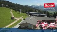 Archiv Foto Webcam Brixen im Thale - Gondel Bergstation 07:00