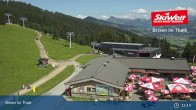 Archiv Foto Webcam Brixen im Thale - Gondel Bergstation 09:00