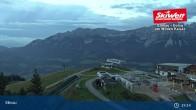 Archiv Foto Webcam Ellmau: Bergstation Hartkaiserbahn 23:00