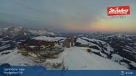 Archiv Foto Webcam Hohe Salve - Brixental 19:00