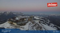 Archiv Foto Webcam Hohe Salve - Brixental 21:00