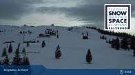 Archived image Webcam Flachau - Top Station Achter Jet 19:00