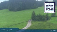 Archiv Foto Webcam Flachau: Spacejet 1 Talstation 01:00