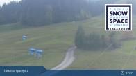 Archiv Foto Webcam Flachau: Spacejet 1 Talstation 11:00