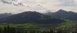 Archiv Foto Webcam Blick vom Berggasthof Habersattgut nach Altenmarkt 06:00