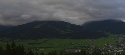 Archived image Webcam View from ´Berggasthof Habersattgut´ down to the ´Ennstal´ (Enns valley) 02:00